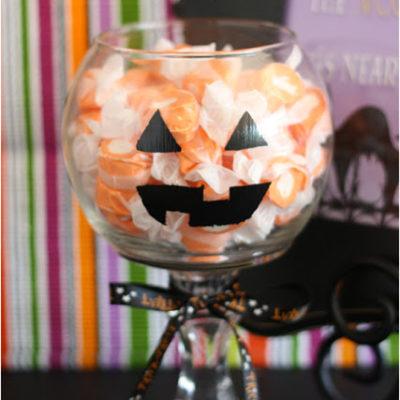 DIY Candy Jars
