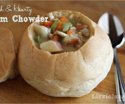 Tasty Tuesday – Clam Chowder
