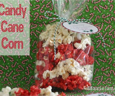 Tasty Tuesday – Candy Cane Corn