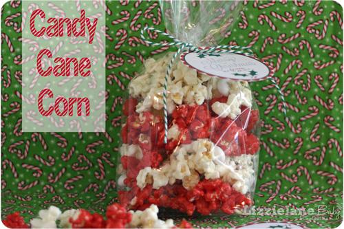 Candy Cane Corn