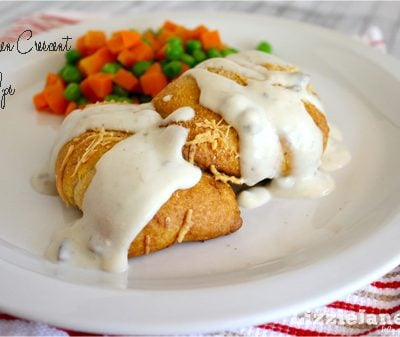 Tasty Tuesday – Chicken Crescent Roll Ups