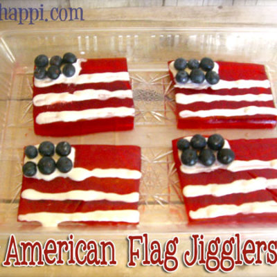 Guest Post – The American Flag in the form of Jello! with Jillene from inkhappi