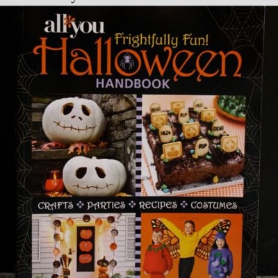 All You Halloween Handbook Giveaway