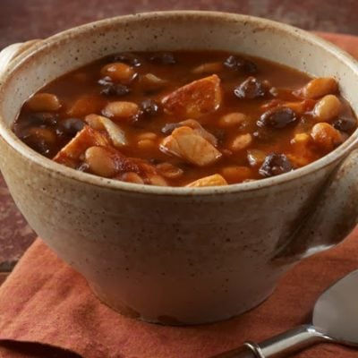 Chicken & Black Bean Chili – Guest Post