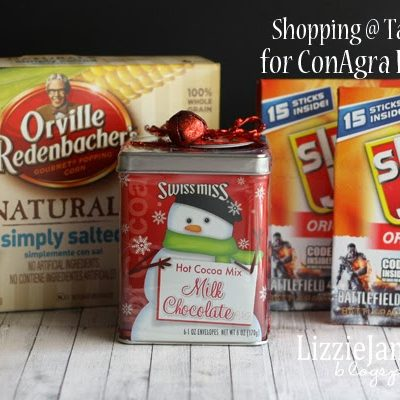 Easy Gift ideas with Hot Chocolate, Popcorn & Beef Jerky