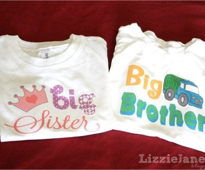 Big Brother & Big Sister T-shirts