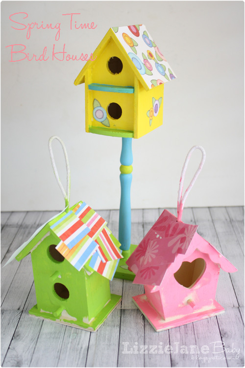 birdhouse craft for kids #birdhouse #kidcraft