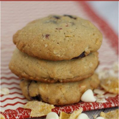 """Breakfast"" Cookies"