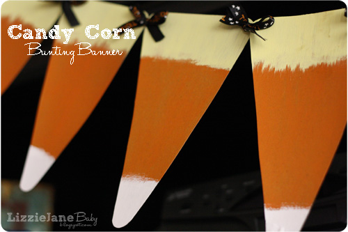 Candy Corn Banner 1