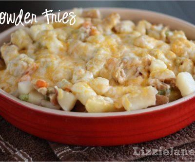 Tasty Tuesday – Chowder Fries