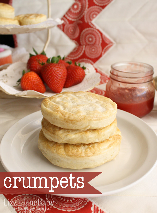 How to make #crumpets - Liz on Call