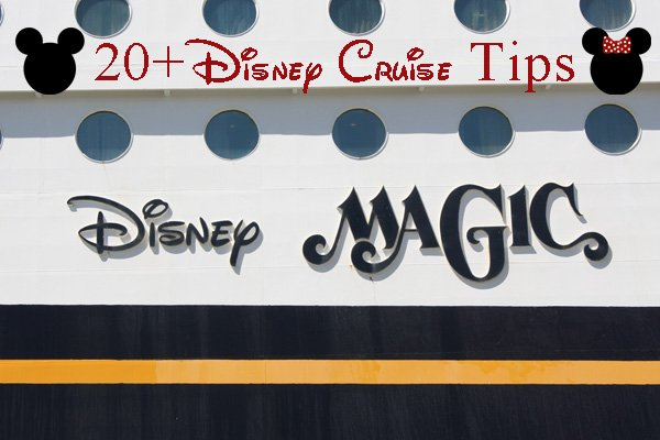 20+ Disney Cruise Tips #disneycruise - Liz on Call