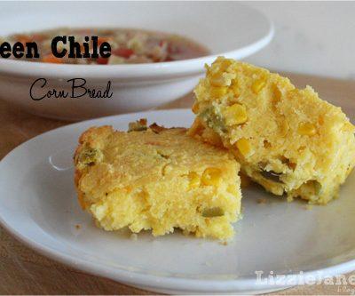 Tasty Tuesday – Green Chile Corn Bread