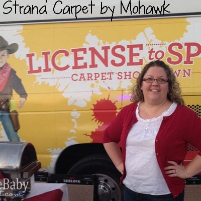 Licensed to Spill with Mohawk Smartstrand Carpet