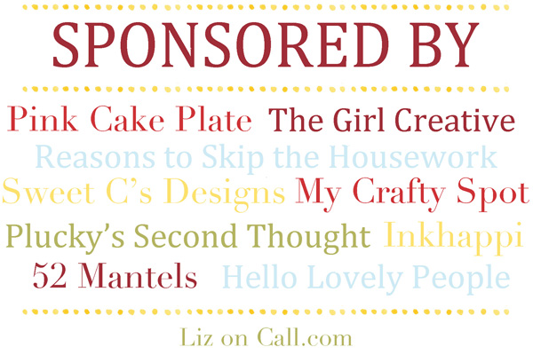 Liz on Call Launch Sponsors