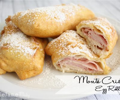 Tasty Tuesday – Monte Cristo Egg Rolls