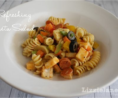 Tasty Tuesday – Pasta Salad
