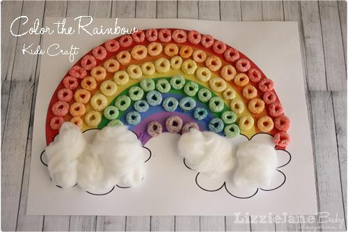 Rainbow Craft 1