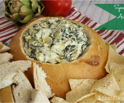 Tasty Tuesday – Spinach Artichoke Dip