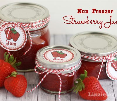 Non Freezer Strawberry Jam