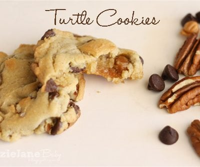Tasty Tuesday – Turtle Cookies