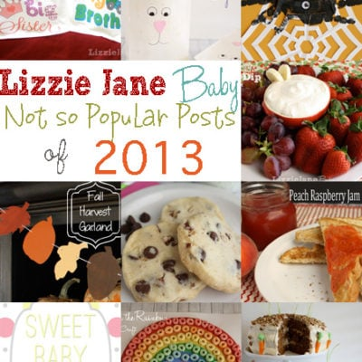 Not so Popular Posts of 2013
