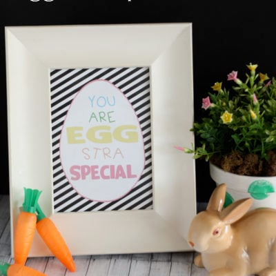 """Egg""stra Special Print and Tags"