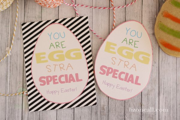 Eggstra Special print tags 1