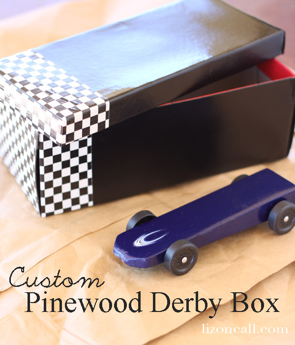 Pinewood Derby Box 1