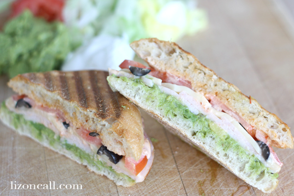 Southwestern Panini 5 #15MinuteSuppers