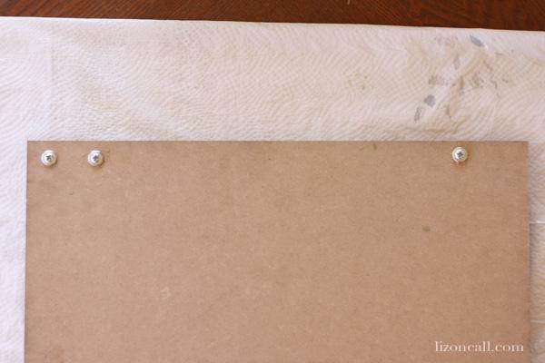How to make an A Frame Chalkboard Sandwich Board