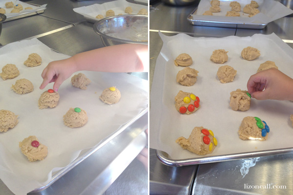 cookie doughjo in Peoriz, AZ.  A unique cooking/baking experience for kids