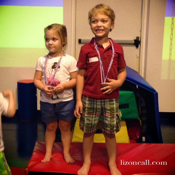 Joint Birthday party at Great Play of Chandler