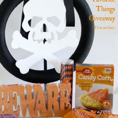 Halloween Favorite Things Giveaway Blog Hop