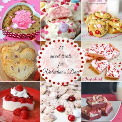 15 Valentine's Day Treats