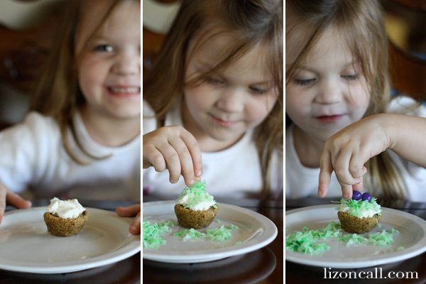 Nestle Cookie Cup Nest recipe #choosesmart #cbias