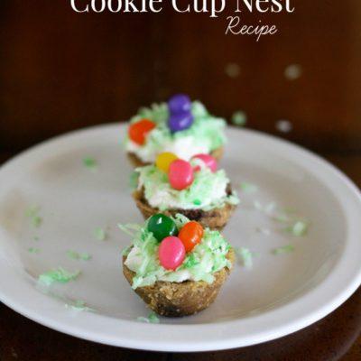Nestle Cookie Cup Nest Recipe