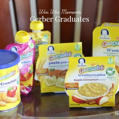 Win Win Moments with Gerber Graduates