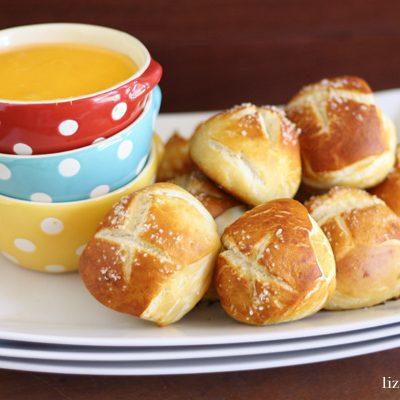 Soft & Buttery Pretzel Bites Recipe