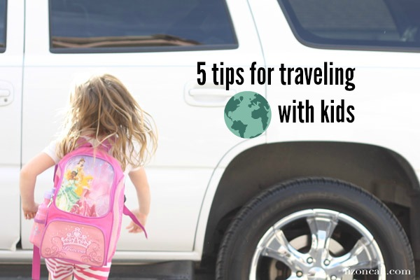 tips for traveling with kids - these tricks help our family road trips go a lot more smoothly
