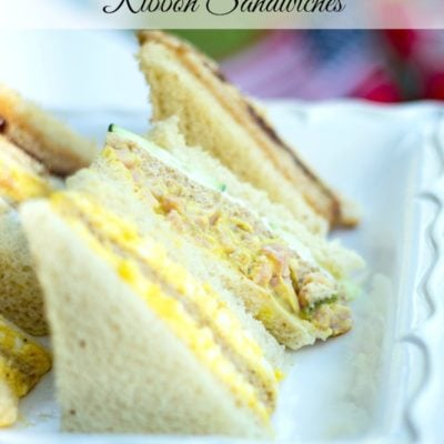 Ribbon Sandwiches
