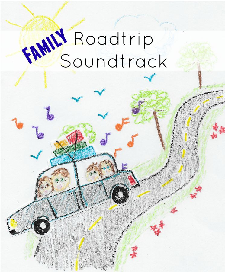 Family road trip soundtrack that both parents and kids will love and is ok for little ears.