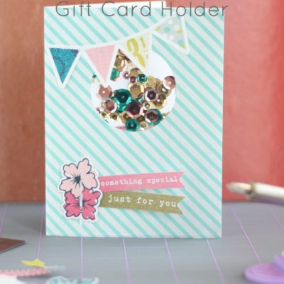 Gift Card Holder Card