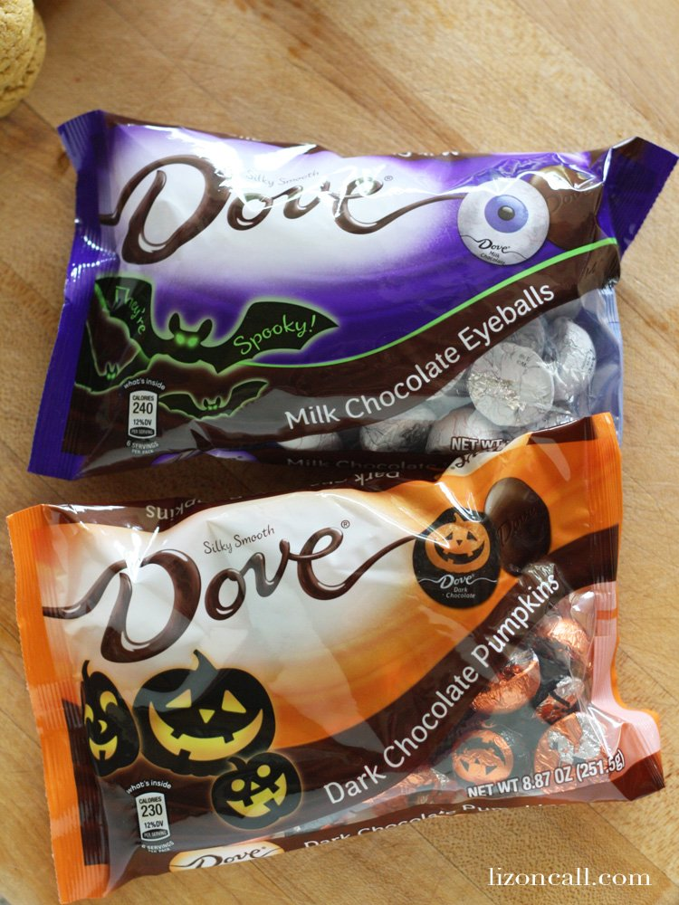 Dove chocolate halloween yes and pumpkins available at target