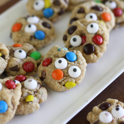 Mini Monster Cookies Recipe
