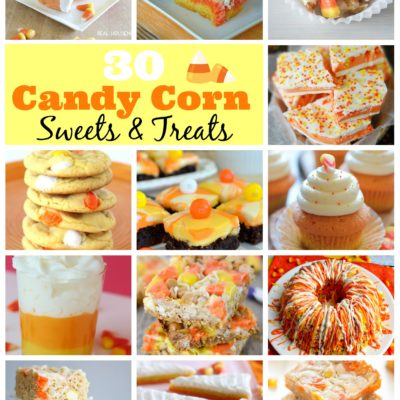 30 Candy Corn Recipes Sweets and Treats