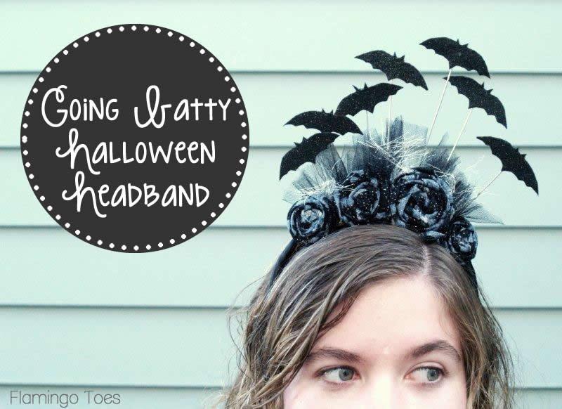 goingbattyheadband