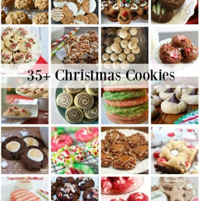 35+ Christmas Cookies