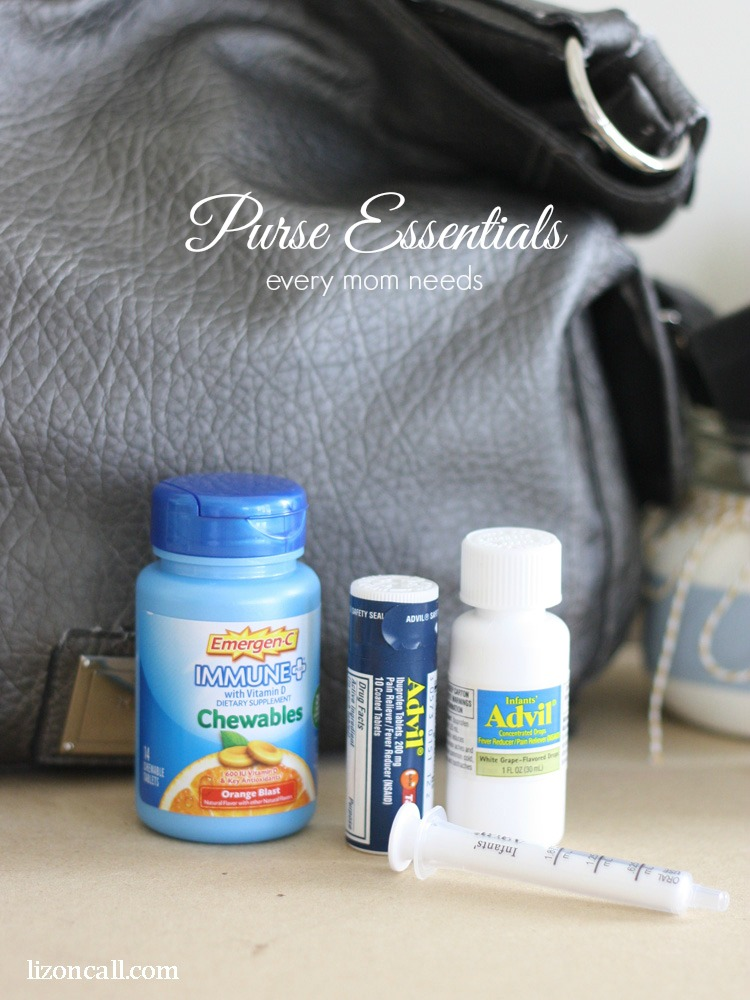 Purse essentials every mom needs