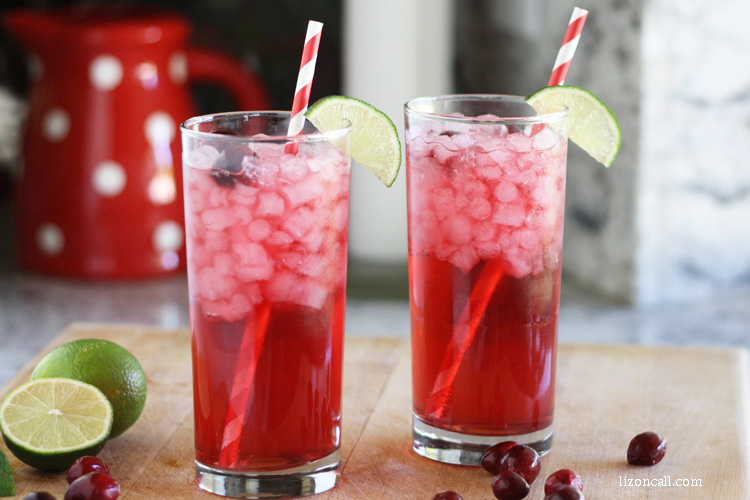 Cranberry Limeade Recipe - Liz on Call